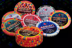 Italian Quality & Design | Gaming Equipment | Chips | Roulettes | Tables |  ABBIATI CASINO EQUIPMENT