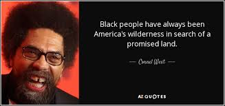 Black People Quotes Custom Cornel West Quote Black People Have Always Been America's