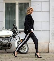 office styles. Black Trousers Styles For Ladies - Office Looks (3) E