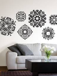 innovative decoration black wall decals neoteric design  best