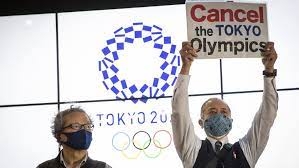 Resistance to Tokyo Olympics grows ...