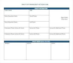 Action Day Planner Template Simple Daily Planner Template