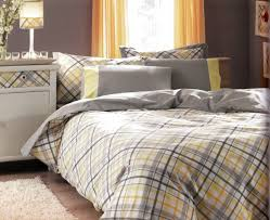 7 piece along with yellow bedding sets
