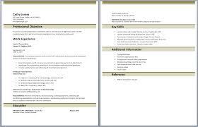 Resume For Medical Transcriptionist The Best Of Magic Resume
