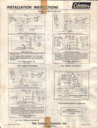 wrg 7045 coleman evcon suncutter wiring diagram 56 coleman evcon furnace manual i have a coleman evcon dgat070bdc mobile home furnace the