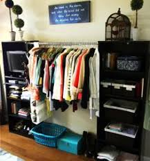 If Short On Closet Space? Preferably Behind Closed Doors Somewhere. Sized  Down As Laundry
