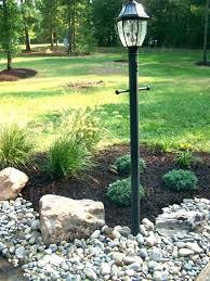 front yard light post lamp medium size of e17