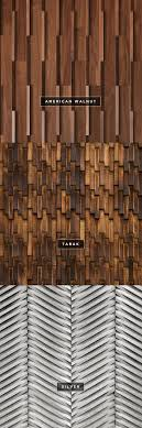 Unique Wall Coverings 25 Best Wood Wall Tiles Ideas On Pinterest Pallet Table Top