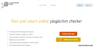 top online plagiarism checker tools techora plagiarism check is a great online tools for you this tool provides the services to getting the full review about your contents against plagiarisms