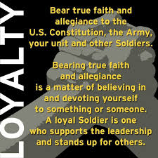 best army values ideas iers creed army   loyalty 1 of 7 army values thoughts wisdom