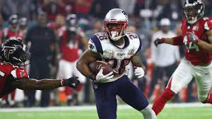 Super Bowl 51 Seating Chart Patriots James White The Little Engine Who Did