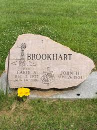 Carol Sue McCoy Brookhart (1955-2016) - Find A Grave Memorial