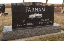 Duane Boyd Farnam (1926-2001) - Find A Grave Memorial