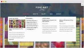 Wordpress Photo Gallery Theme Art Gallery Wordpress Theme Textileartist Org