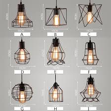 black metal pendant light antique wrought iron pendant lights industrial mini lighting fixtures vintage black metal