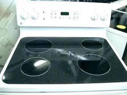 replacing glass cooktop glass glass stove top replacements glass top stove element replacement profile glass top