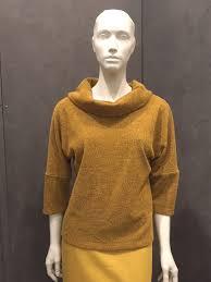 Esmeralda Curry Knit