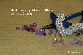 Handcrafted Jewelry Websites Top 50 Jewelry Making Blogs Websites For Jewellery Makers