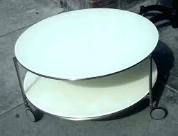 round glass side table ikea round coffee table slim side table medium size of round coffee