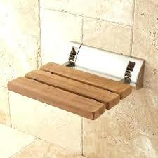 shower wall seat fold down shower seat teak fold up shower seat wall mounted fold away