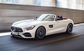 2018 mercedes benz amg gt. unique mercedes 2018 mercedesamg gt  c roadster amg blows its top inside mercedes benz amg gt