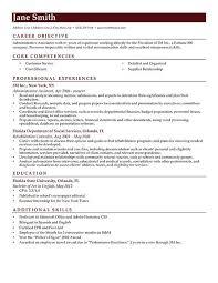 ... housekeeper resume sample no experience ...