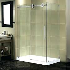 sliding shower door towel bars x completely enclosure will not stay closed framed bar and bracket sliding shower door towel bars