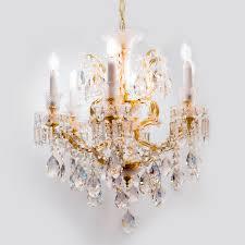 Golden Lipper Lighting Crystal Chandelier Crystal Goldenlipper