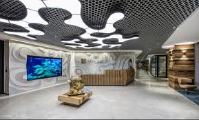 Microsoft offices design Headquarters Office Design The Architects Diary Microsoft Offices Mumbai Dsp Design Associates The Architects