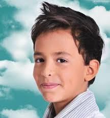 Malý Chlapec účesy Slunečnicecz