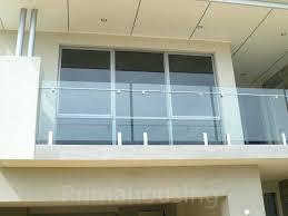 interior balcony glass railing home design steel backyard exterior handrail outdoor interior balcony glass balcony design interior balcony glass railing