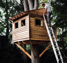 Luxury Of Simple Treehouse Plans Pics Home House Floor Plans