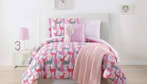 cool set sets and fl twin blush pink comforter kayla purple white parade queen gray grey