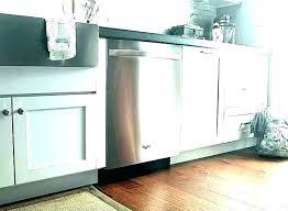 installing dishwasher under granite countertop dishwasher