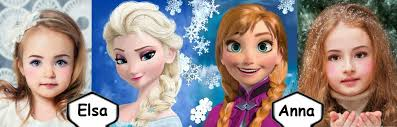 snow queen elsa and her sister the fearless optimist anna are both beautiful independent women in the frozen kingdom of arendelle