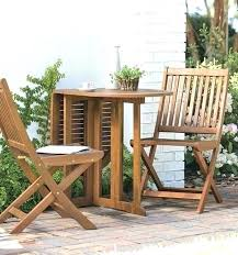 small round outdoor bistro table set remarkable top sets for space outd