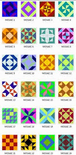 18c4f7f1aa8272b23af2fa4f0534484f (391x484, 70Kb) | libri riviste ... & Free Mosaic Patterns and Designs | Mosaics Quilt Block Patterns Adamdwight.com