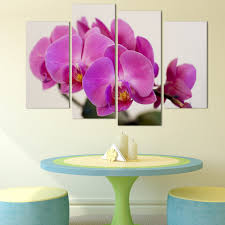 compare prices on purple orchid canvas wall art online shopping on purple orchid wall art with compare prices on purple orchid canvas wall art online shopping