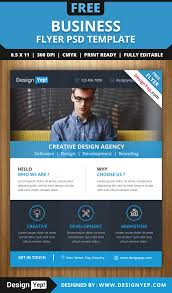 Business Flyer Template Free Download Free Download Business Flyer Psd Template Designyep