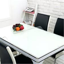 table protector pad tablecloth elastic dining room table protector pads pad custom plastic cover top round table protector pads round