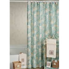 exquisite grey bathroom decorating ideas with white iron towel bar also fl pattern extra long shower curtain with white rods treatments tips