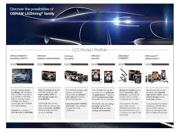 Osram Auto Light Discover The Possibilities Of The Osram Ledriving Family