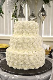 6 3 Tier Wedding Cakes With Roses Photo 3 Tier Wedding Cake Roses