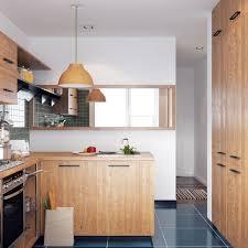 Home Designs: Wood Panel Backsplash - Apartment
