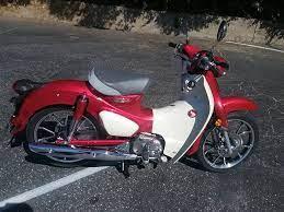 Honda super cub 70 1982. 2021 Honda Super Cub C125 Abs Motorcycles Grass Valley California