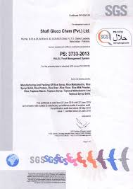 Shafi Gluco Chem Pakistan S Leading Rice Syrup And Rice Protein
