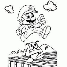 25 Nieuw Mario Bros Kleurplaat Mandala Kleurplaat Voor Kinderen