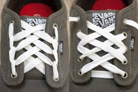 Shoelace Patterns For Vans