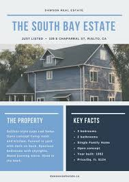 Customize 101 Real Estate Flyer Templates Online Canva