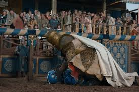 Ice Cold Bud Light Here Commercial Hbo Insisted Game Of Thrones Bud Super Bowl Crossover Kill